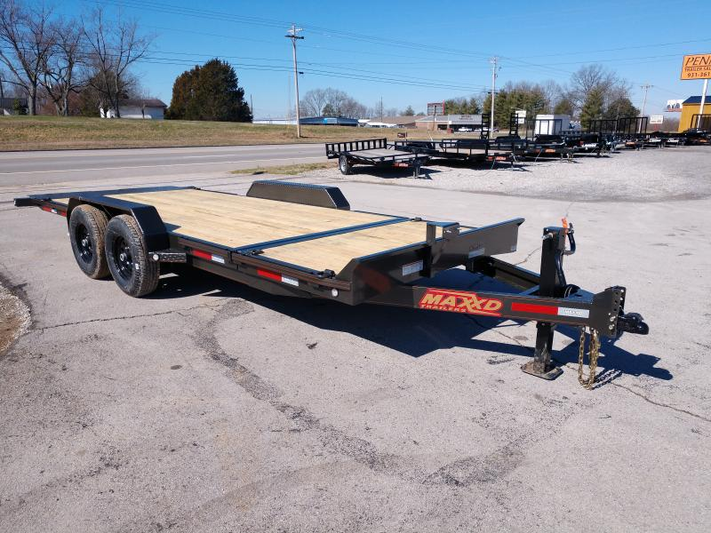 83x20 MAXXD Gravity Equipment Tilt Trailer