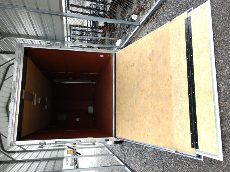 2020 Cargo Express 7 x 16 Enclosed Trailer