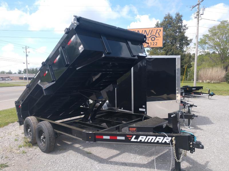 83x14 Dump Trailer