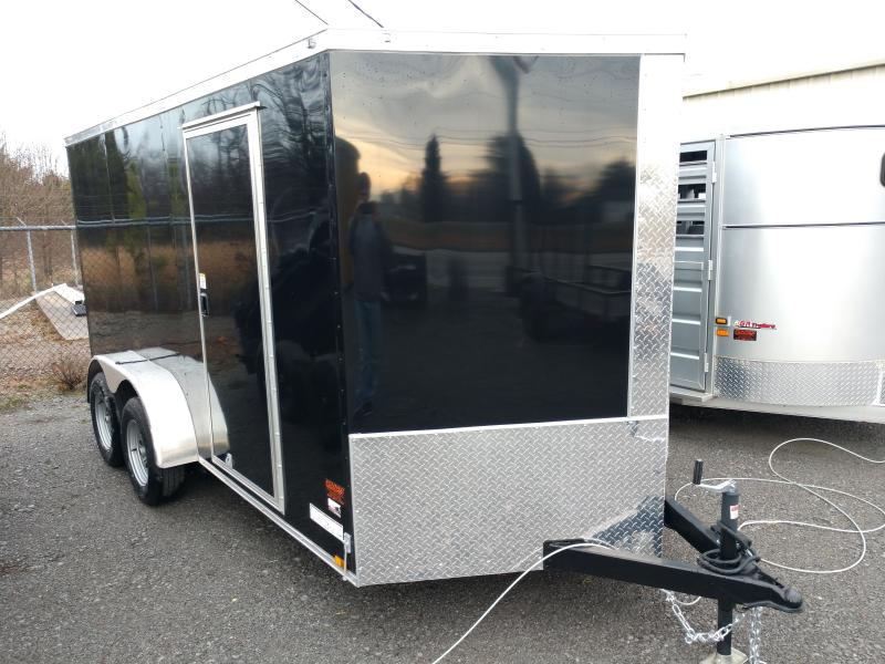 2020 Anvil 7 x 14 Enclosed Trailer