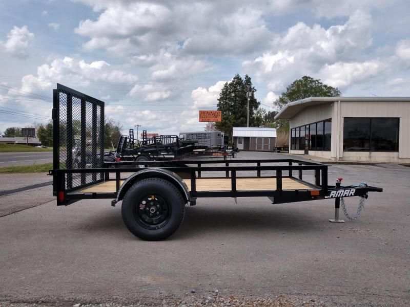 60 X 10 Single Axle Utility - Lamar