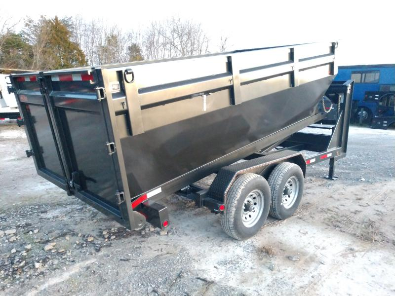 2019 MAXXD 83 x 14' Maxxd 14k Roll Off Dump and Bin