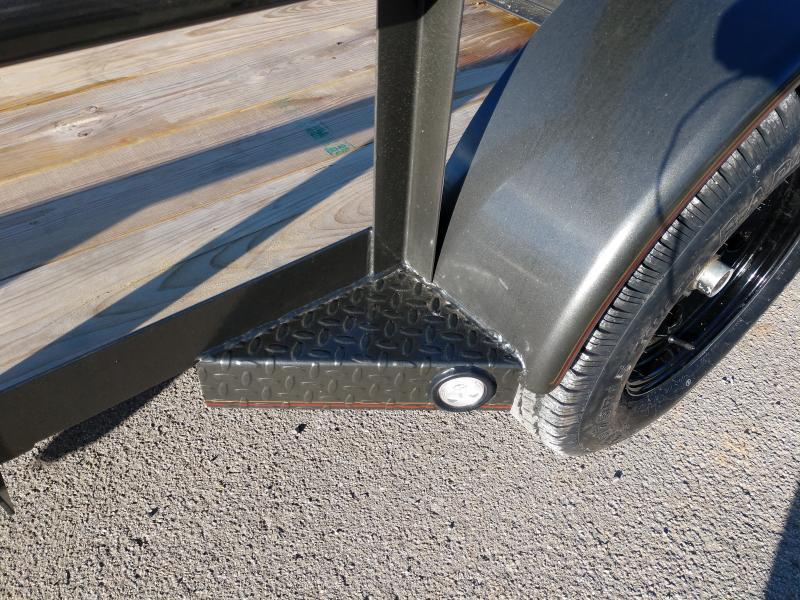 2020 MAXXD S3X - Angle Single Axle Utility Trailer