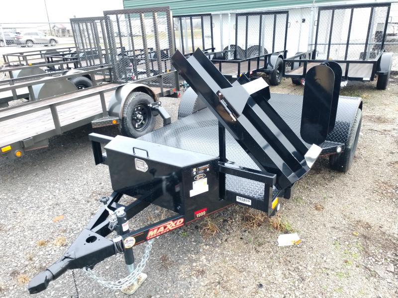 2019 MAXXD 61x10 Welder Trailer
