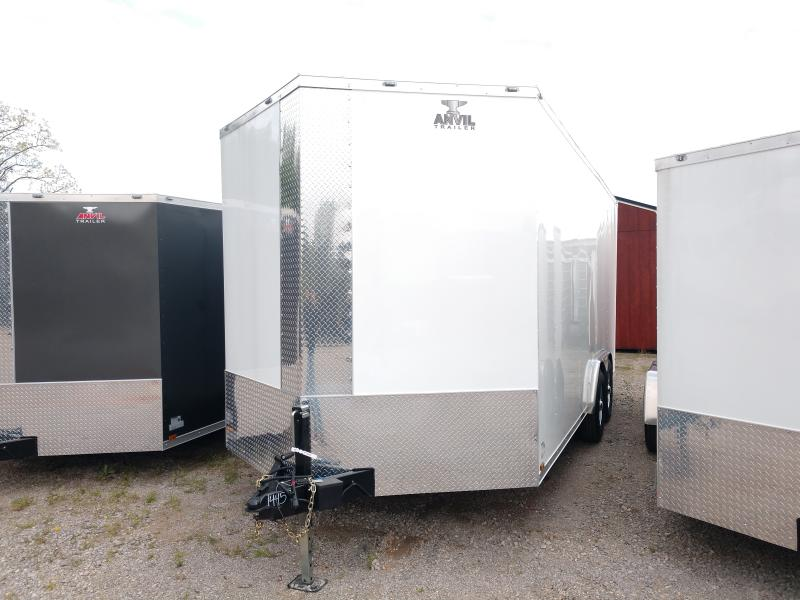 8x18 Enclosed Cargo Trailer