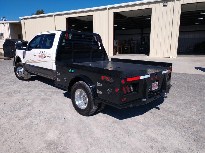 "2019 GR 96""x8.5 Skirted Truck Bed"