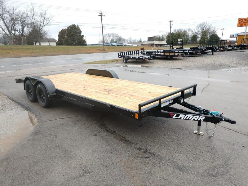 2020 Lamar Trailers Economy Car Hauler (CE) 7K Car / Racing Trailer