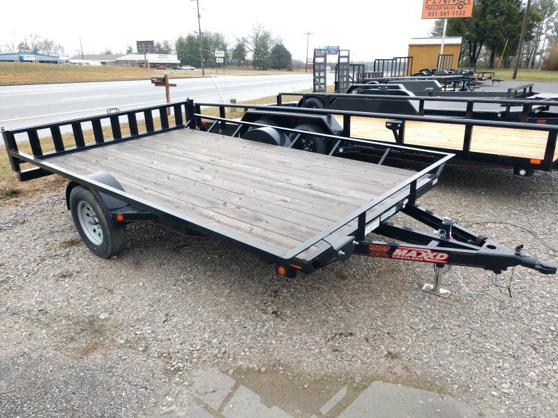 2018 MAXXD 77x12 ATV Hauler