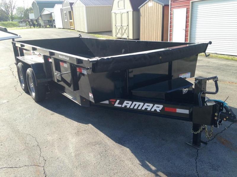 83 X 16 Low-Profile Dump - Lamar