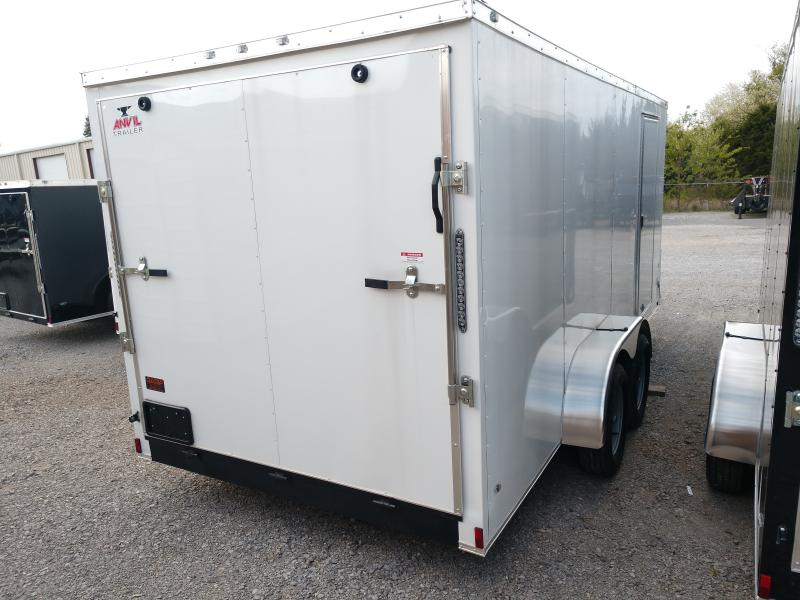 7x16 Enclosed Trailer