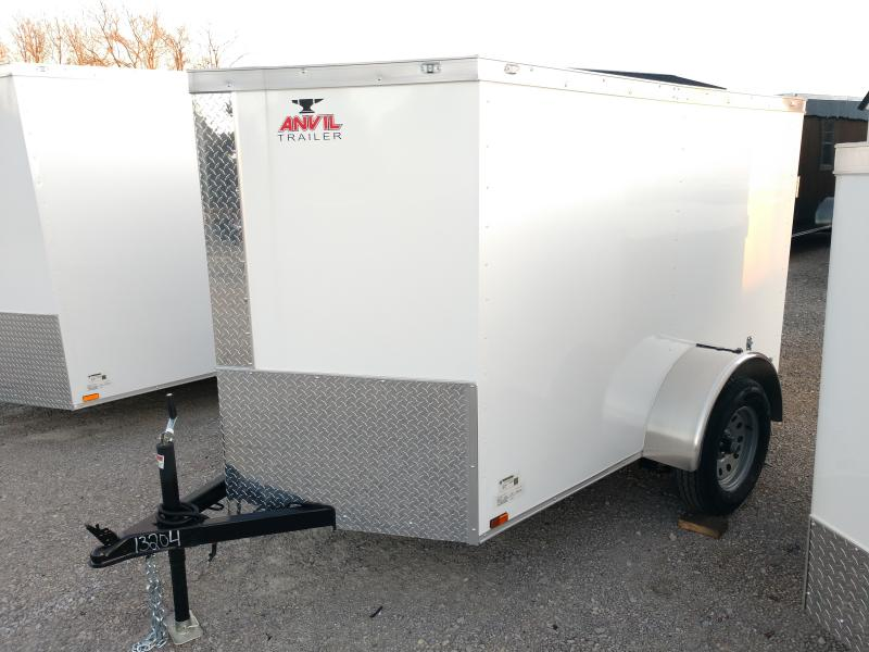 2020 Anvil 5 x 8 Enclosed Trailer