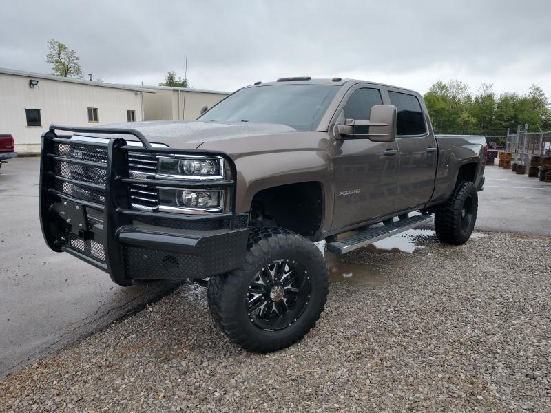 Chevy Replacement Bumper