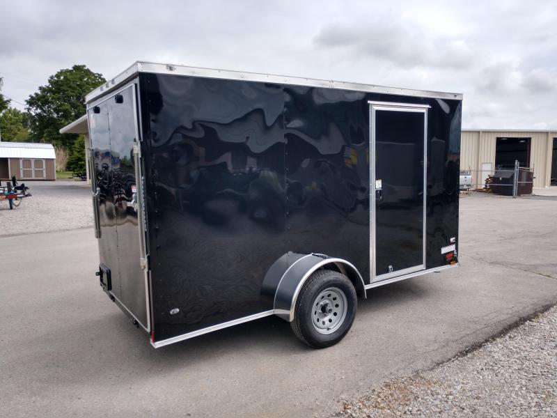 2020 Anvil 6X12 Single Axle Enclosed Cargo Trailer