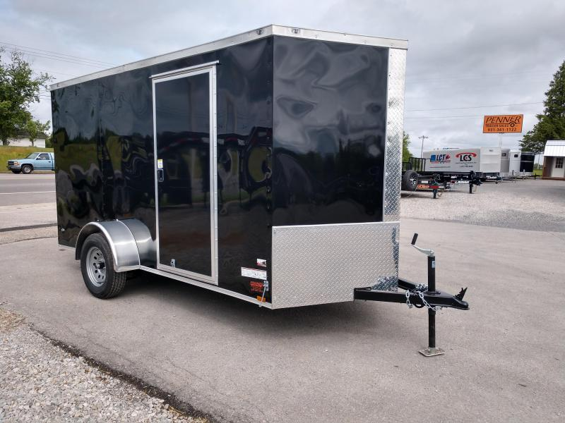 2020 Anvil 6X12 Single Axle Enclosed Cargo Trailer