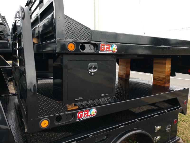 """2019 GR 80""""x102"""" Regular Truck Bed"""
