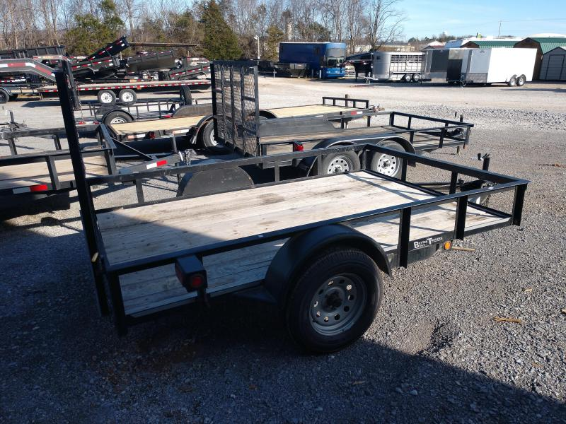 2009 Other Used77x10 Utility Trailer