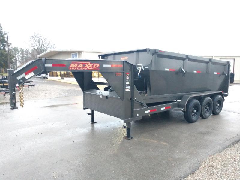 2020 MAXXD RPX8316 Dump Trailer and Bin