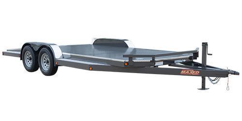 "2020 MAXXD N5X - 5"" Tube Frame Car Trailer Car / Racing Trailer"