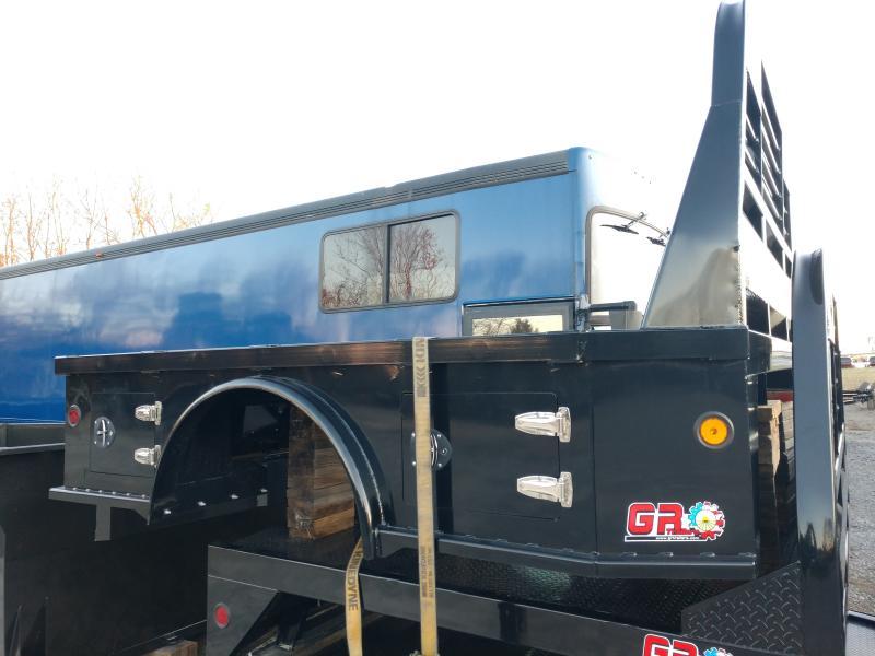 "2019 GR 96""x8.5' Skirted Truck Bed"