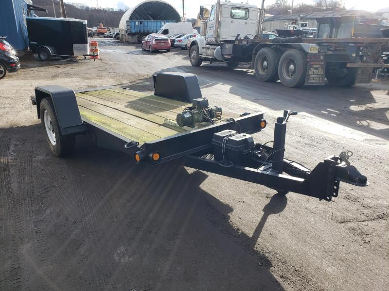 2003 Ditch Witch Trailers 5x13 7.5K HD TILT Equipment Trailer w/WINCH