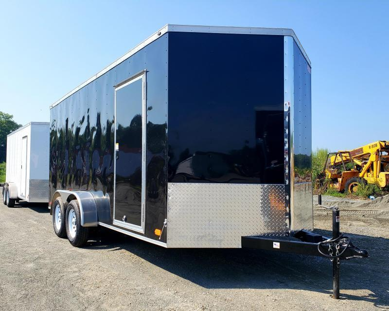 2020 Nexhaul 7x16 Enclosed Cargo Trailer