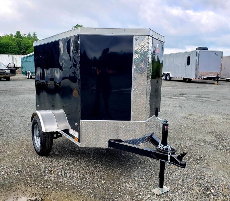 2020 Anvil 4X6 Enclosed Cargo Trailer