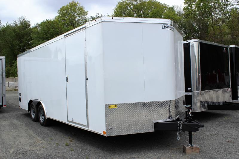 2020 Haulmark 8.5x20 Enclosed Car Hauler Trailer