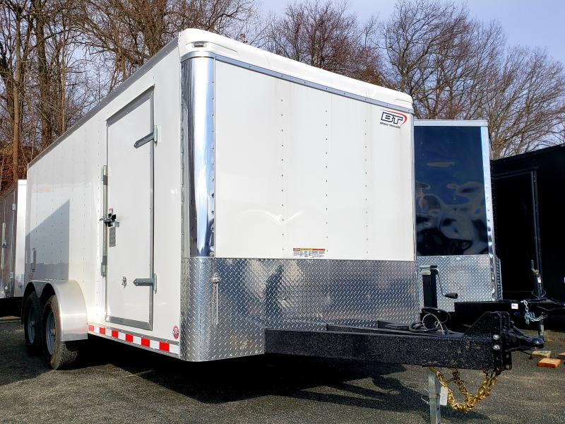 2020 Bravo Star 7x16 10K Enclosed Landscape Trailer