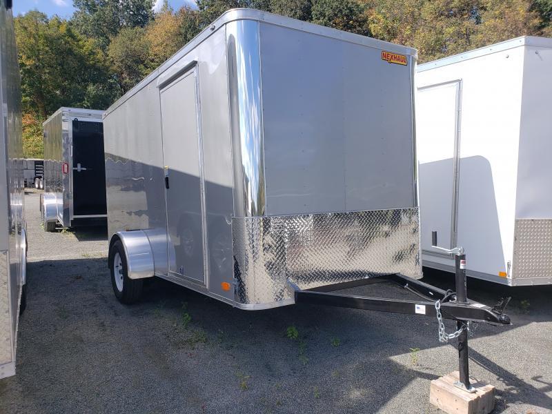 2020 Nexhaul 6x12 Enclosed Cargo Trailer