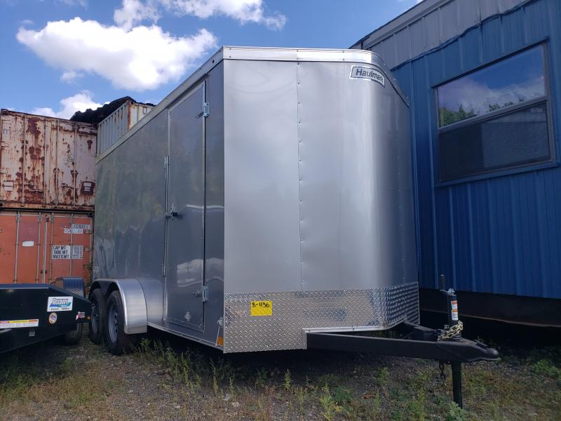 2019 Haulmark Passport Deluxe 7x14 Enclosed Cargo Trailer EXTRA HEIGHT