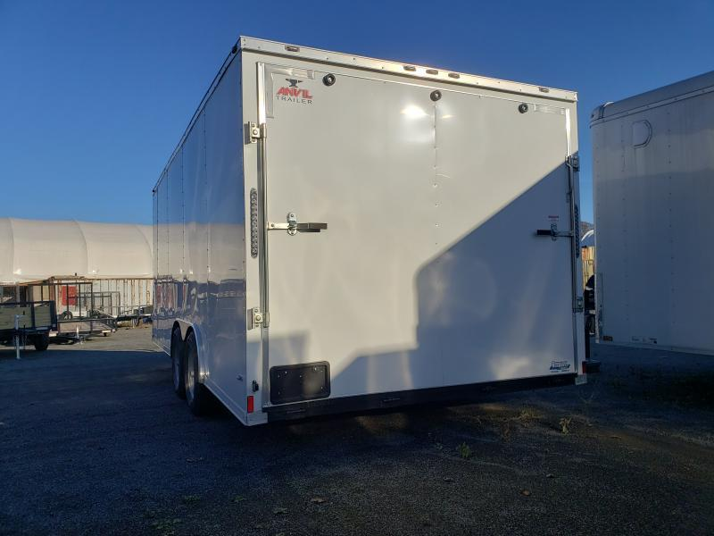 2020 Anvil 8.5x18 10K Enclosed Car Hauler Trailer