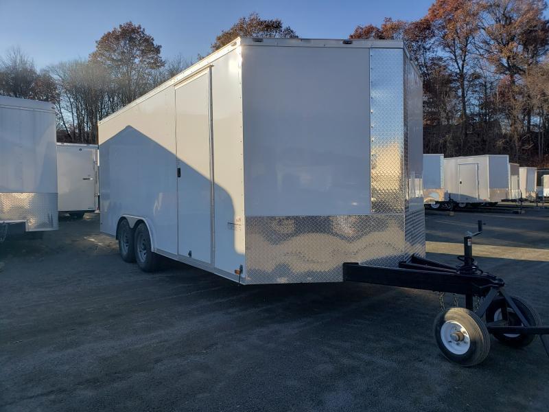 2020 Anvil 8.5x18 10K Enclosed Car Hauler Trailer