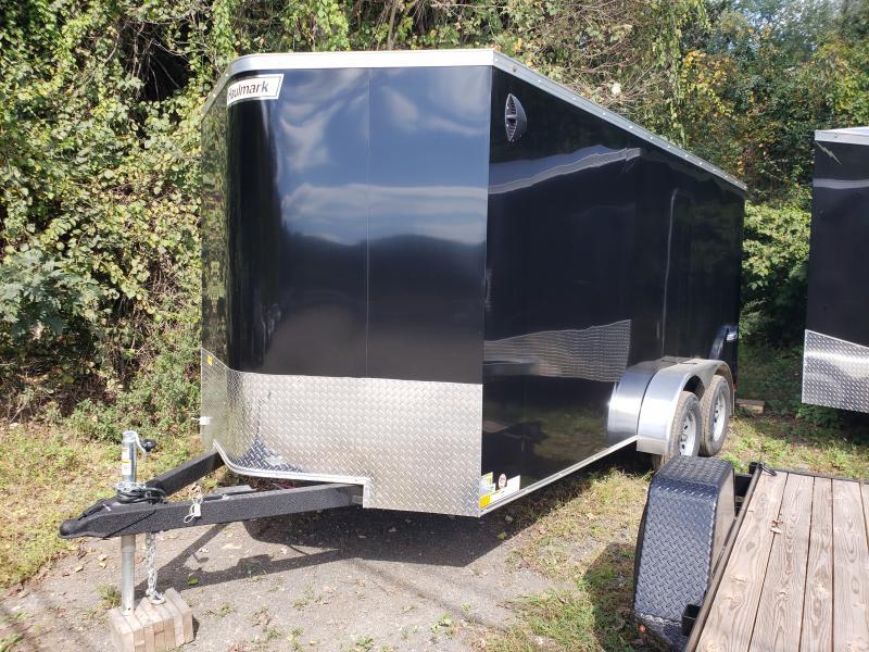 2020 Haulmark Transport 7x16 Enclosed Cargo Trailer