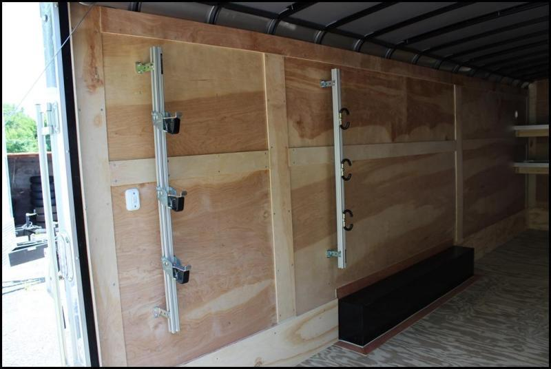 2020 Sure-Trac 8.5x18 10K Landscape Pro Enclosed Cargo Trailer