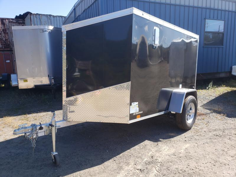 2020 Forest River Lightning 5x8 Aluminum Enclosed Trailer