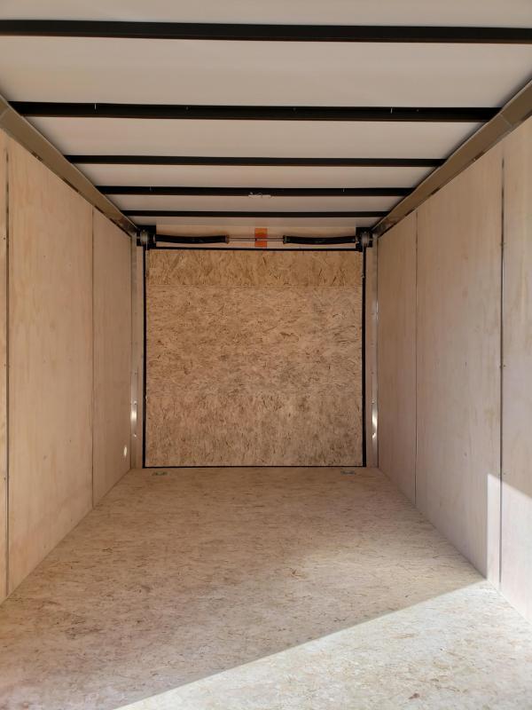 2019 Sure-Trac 7x14 Enclosed PRO SERIES Cargo Trailer