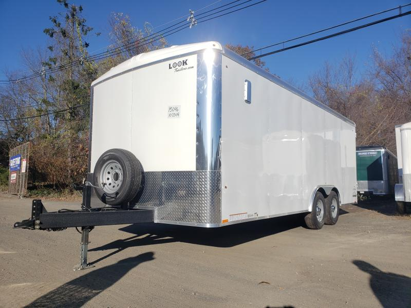 2020 Look Trailers 8.5x20 Vision Summit Enclosed Landscape Trailer