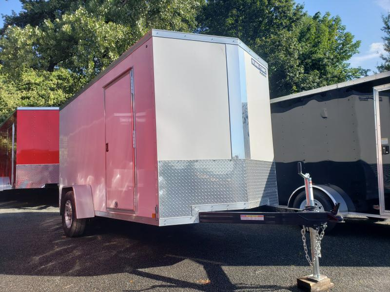 2019 Sure-Trac 6X12 Pro Series Enclosed Cargo Trailer