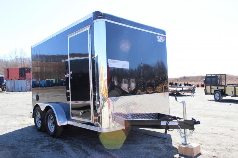 2020 Bravo STAR 7x12 7K Enclosed Cargo Trailer