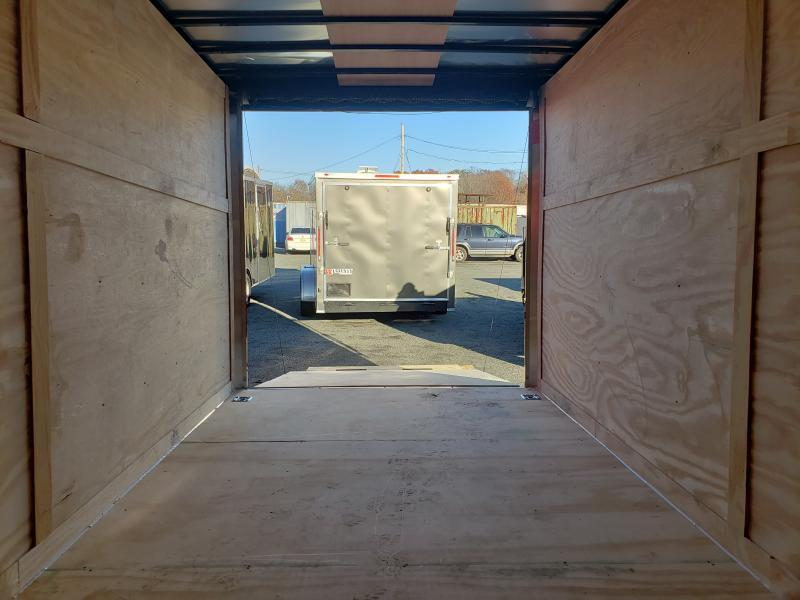 2020 Nexhaul 7x14 Enclosed Cargo Trailer