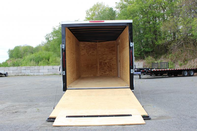 2020 Nexhaul 7x14 Enclosed Cargo Trailer [DEMO]