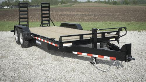 2019 Sure-Trac 7x18 16K Implement Equipment Trailer