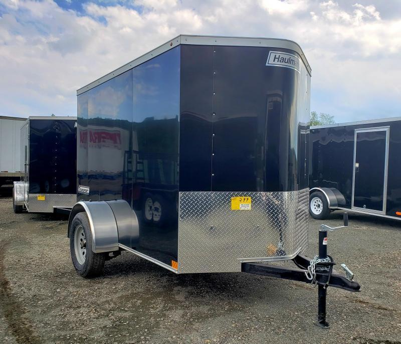 2020 Haulmark Transport 5x8 Enclosed Cargo Trailer