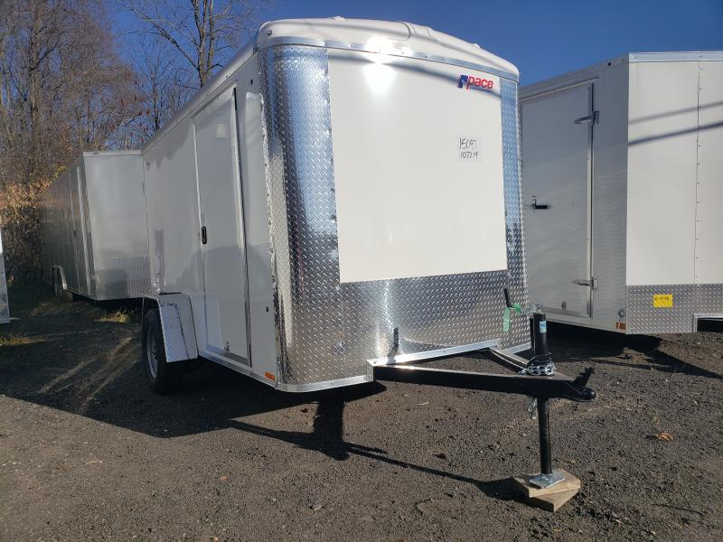 2020 Pace American Journey SE 6x10 Enclosed Cargo Trailer