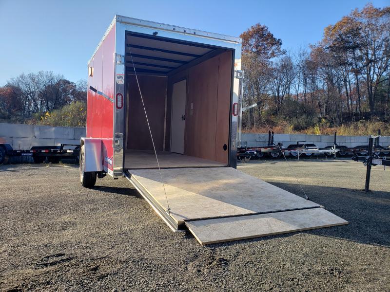 2020 Sure-Trac 6x10 Pro Series Wedge Enclosed Cargo Trailer