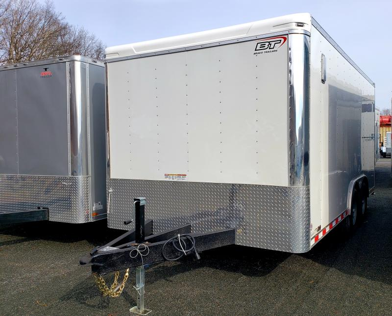 2020 Bravo Star 8.5x16 10K Enclosed Landscape Trailer