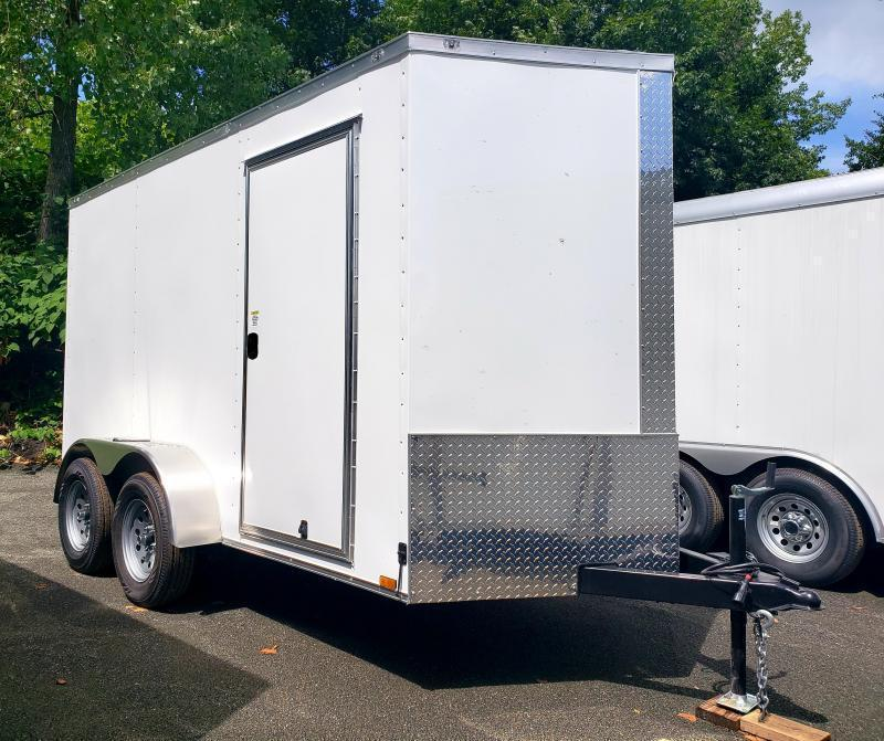 2020 Anvil 6x12 7K Enclosed Cargo Trailer