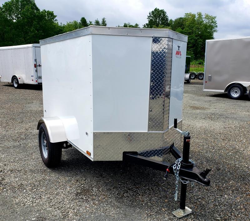 2020 Anvil 4X6 Enclosed Cargo Trailer