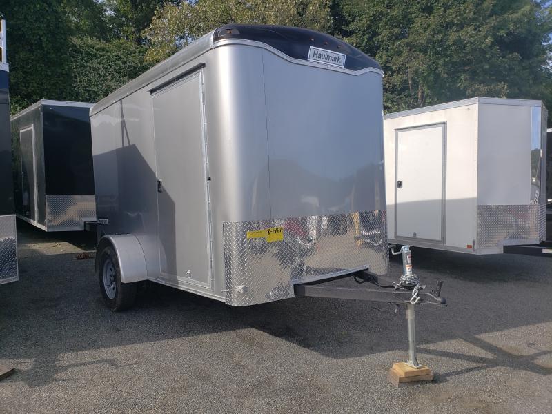2020 Haulmark Transport 6x10 Enclosed Cargo Trailer