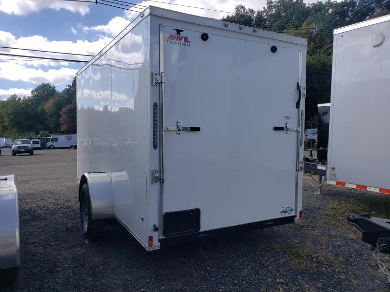 2020 Anvil 6x12 Enclosed Cargo Trailer